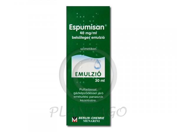 Espumisan 40 mg/ml belsőleges emulzió 1x30ml
