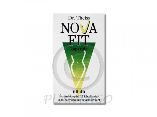 Dr.Theiss Nova Fit kapszula 60x