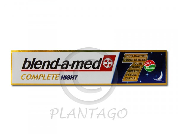 Blend-a-med fogkrém Complete night 75ml