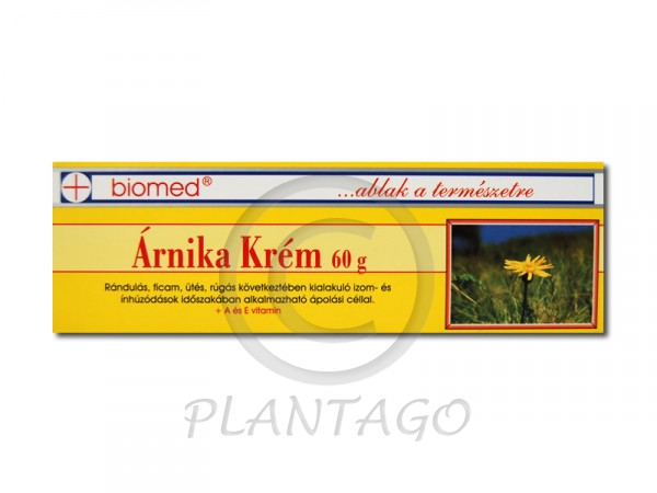 Biomed Árnika krém 60g