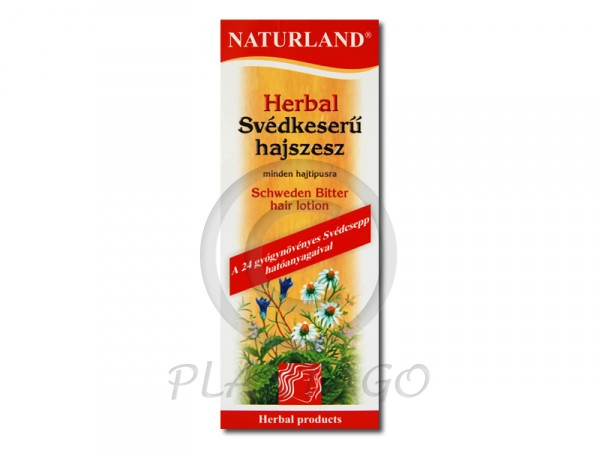 Naturland Herbal Svédkeserű hajszesz 180ml