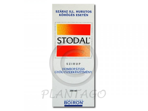 Stodal szirup 200ml