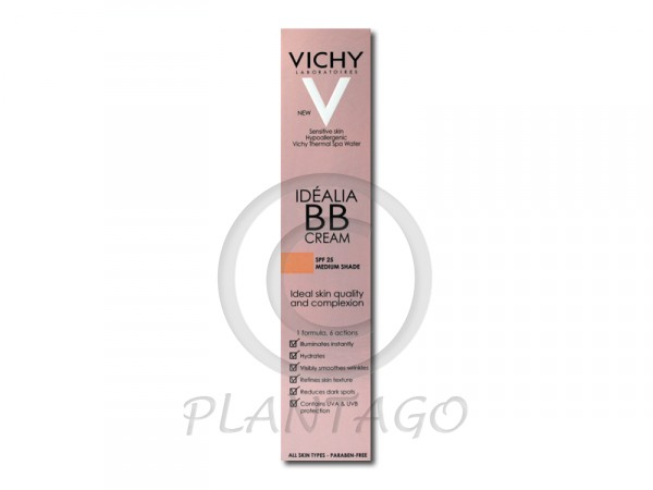 Vichy Idealia arckrém BB medium 40ml